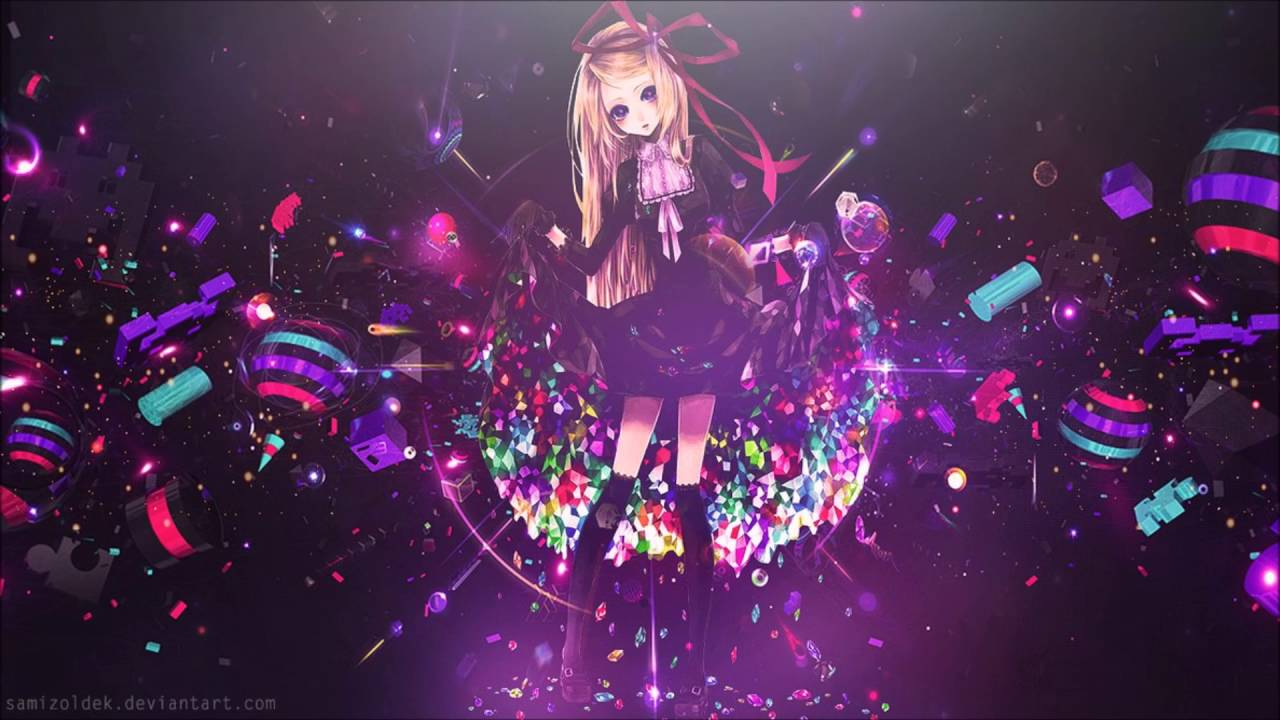 Cute Little Fairy Wallpapers Nightcore Pity Party X Control Youtube