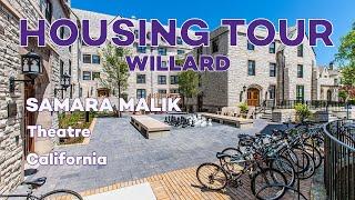 Housing Tour  |  Willard