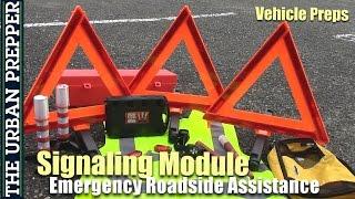Signaling Module | Emergency Roadside Assistance | Vehicle Preps