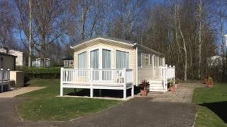 Pet friendly caravan to hire at Haven Hopton Holiday Village in Norfolk