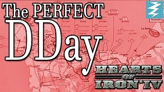 How To Do The Perfect DDay Tutorial - Hearts of Iron IV HOI4 Paradox Interactive