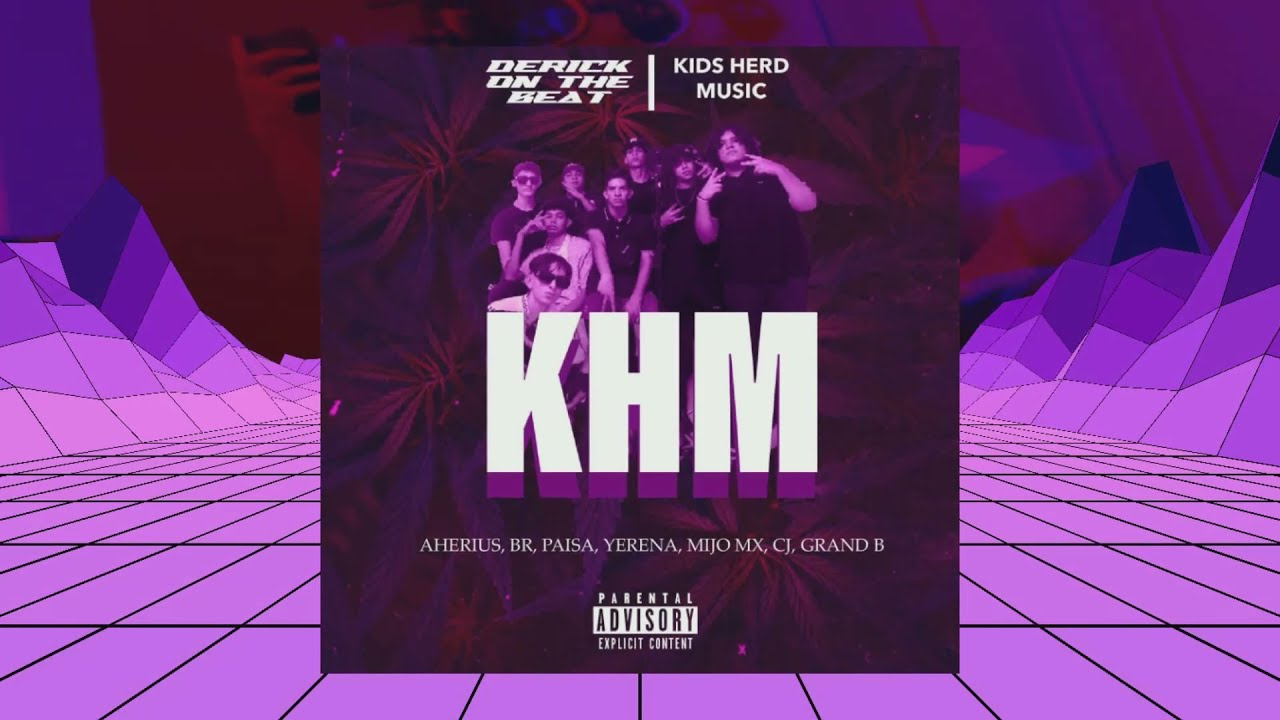 Download Aherius, BR, Paisa - KHM Ft. Yerena, Mijo MX, CJ, GrandB
