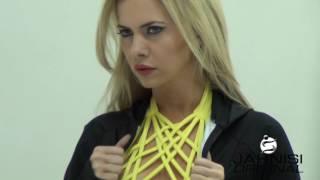 Alejandra Maglietti para Jah Nisi Original por REVISTA GOOD LOOKS