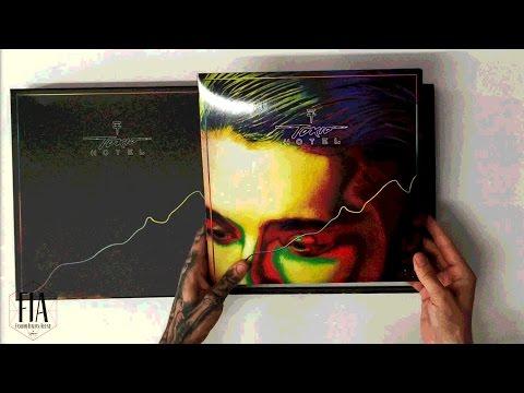 Unboxing Libro Fotografico KOS ( Limited Super Deluxe ) - Tokio Hotel