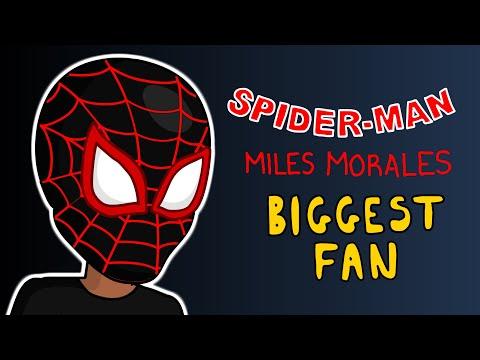 Spider man: Miles