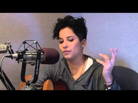 Click 98.9: Brad Interviews Vicci Martinez - YouTube