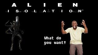 Alien Isolation - GTX 960 Gameplay Max Settings 60FPS