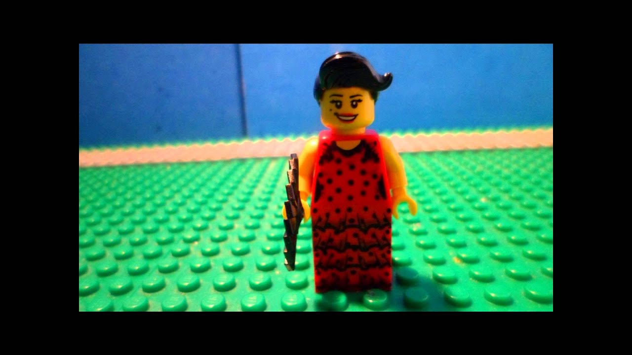 Lego 20 frames per second animation test NEWER VERSION - YouTube