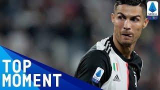 Ronaldo Scores the Winner! | Juventus 2-1 Hellas Verona | Serie A