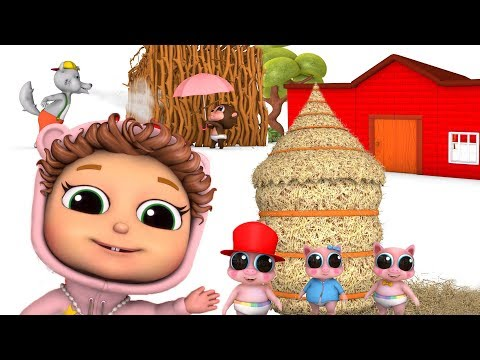 3 Little Pigs | Learn Building Code