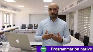 Introduction à la programmation mobile - Partie 1