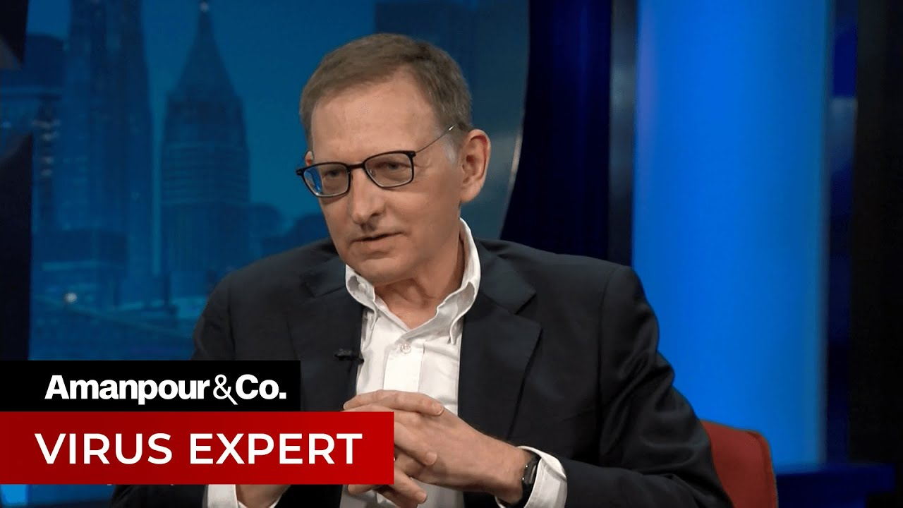 Dr. W. Ian Lipkin Breaks Down Coronavirus | Amanpour and Company