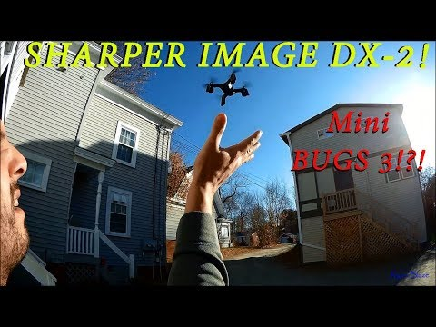 Sharper Image Dx 2 Drone Review