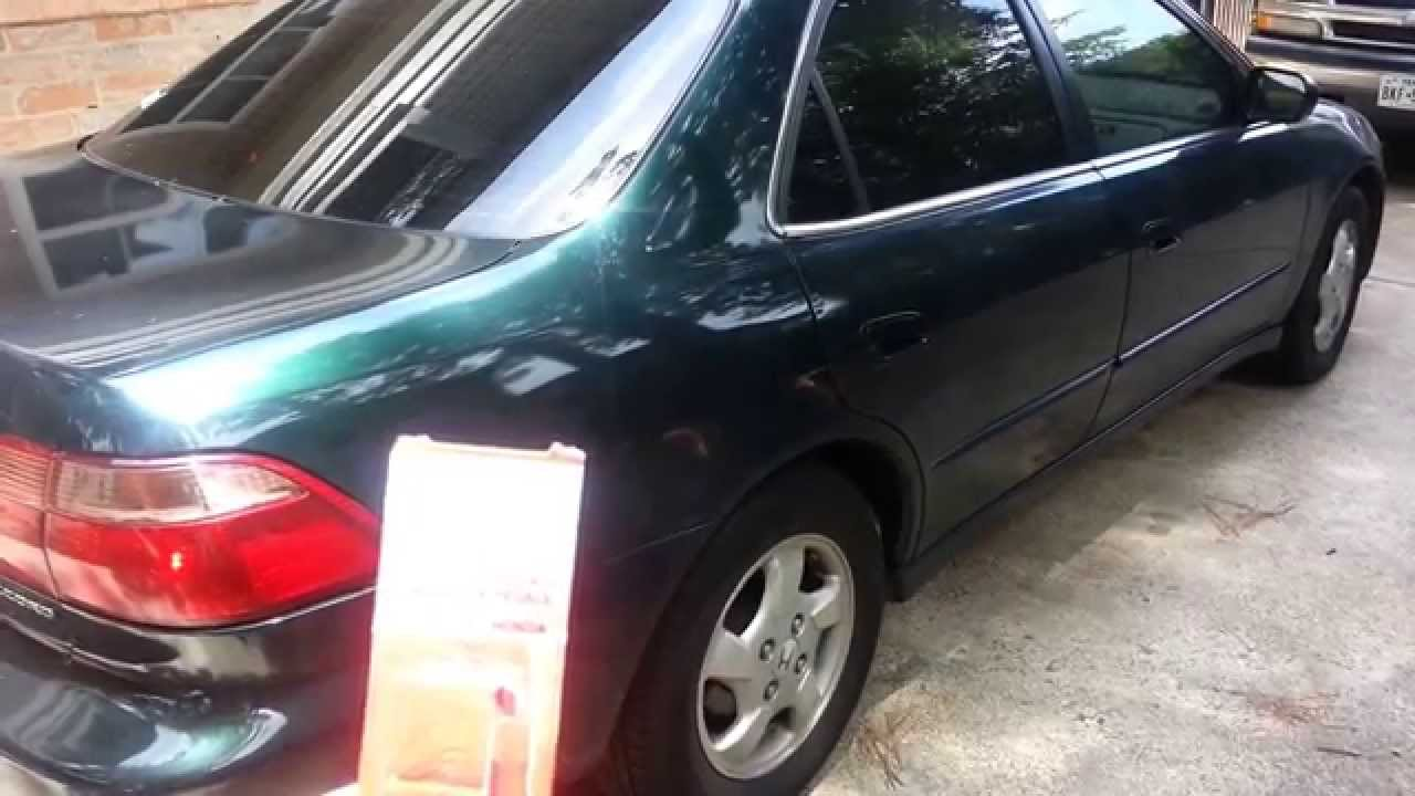 honda accord brake light remains on fix repair help troubleshoot will not turn off [ 1280 x 720 Pixel ]