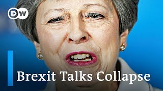 Brexit talks between UK government and Labour Party collapse | DW News