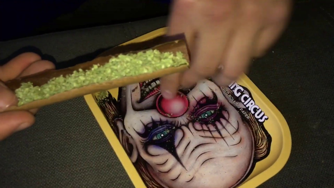 videos on how to roll a blunt