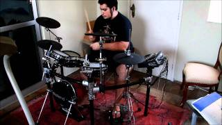 Black Label Society - Godspeed Hellbound(Drum cover)