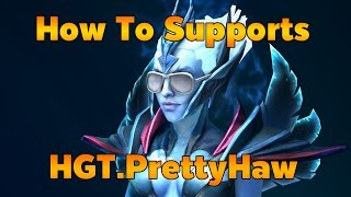 [Dota2] How To Supports Vengeful Spirit By HGT.PrettyHaw
