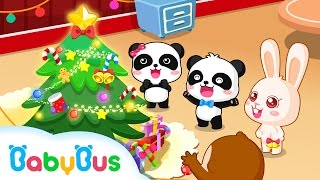 Merry Christmas Animation For Babies Babybus