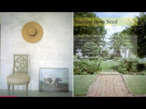 Great Estates: Bunny Mellon at Oak Spring Farms