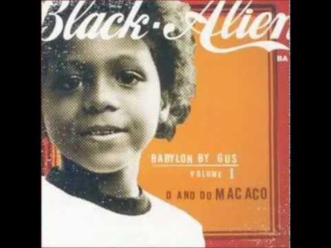 Black Alien - From Hell do Céu - Faixa 12