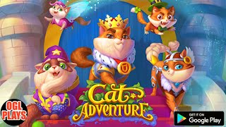 Cat Adventure: Magic Kingdom