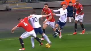 Tottenham Vs Manchester United 2-0 Highlights All Goals