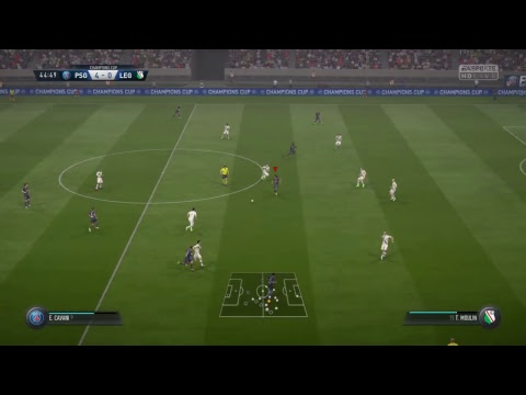 FIFA 17 PSG Career mode season 1 part 2