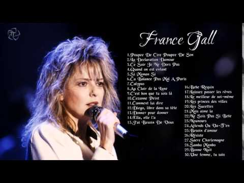 FRANCE GALL    Les Meilleures Chansons