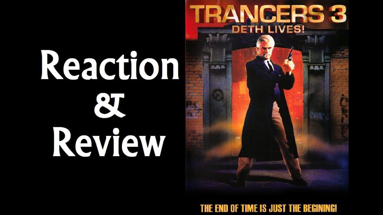 Download Reaction & Review | Trancers III: Deth Lives