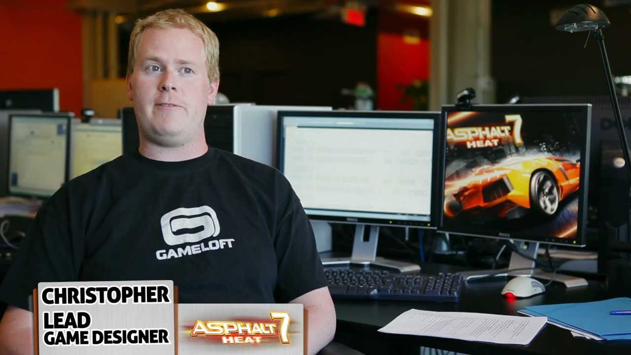 Asphalt 7: Heat – Developer Diary Part 1