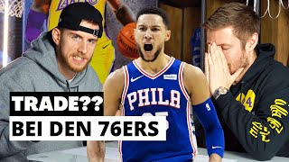 Embiid oder Simmons? | Wen sollte Philly traden? | SHOTS FIRED vs C-Bas