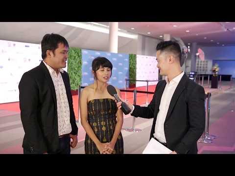 Kamila Andini and Ifa Isfansyah // 11th Asia Pacific Screen Awards