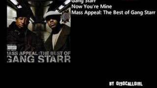 Gang Starr - Now You