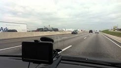 Major Accident AIRLIFE Helicopter Lands on highway SUV Crash New Braunfels, Tx