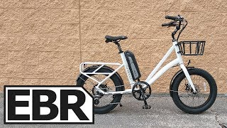 Civi Bikes Runabout Review - $1.5k Compact Cargo Step-Thru Ebike
