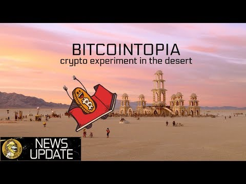 Bitcoin, Sex, & Drugs - Crypto Burning Man - Bitcoin & Cryptocurrency News