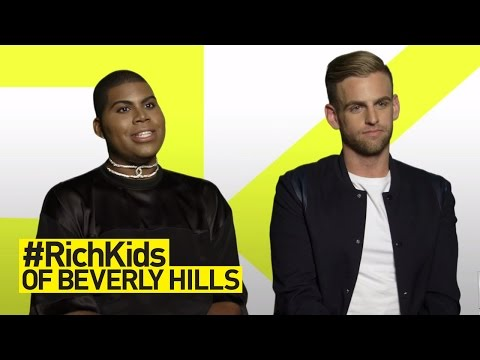 EJ Johnson and Jonny Drubels Guide to Gay Dating, Pt. 1 | #RichKids of Beverly Hills | E!