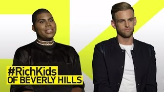 EJ Johnson and Jonny Drubel's Guide to Gay Dating, Pt. 1 | #RichKids of Beverly Hills | E!
