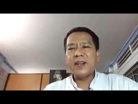 LM Nguyễn Duy Tân - ĐÌNH CHỈ XÂY ĐÀI ĐỨC MẸ THỌ HÒA