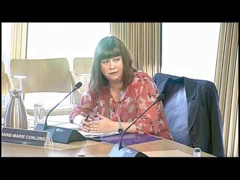 Delegated Powers and Law Reform Committee - Scottish Parliament: 30th September 2014