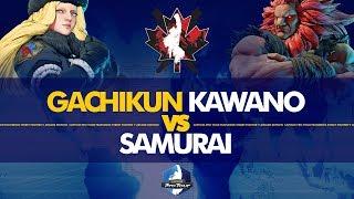 GACHIKUN Kawano (Kolin) vs Samurai (Akuma) - Canada Cup 2019 Pools - CPT 2019
