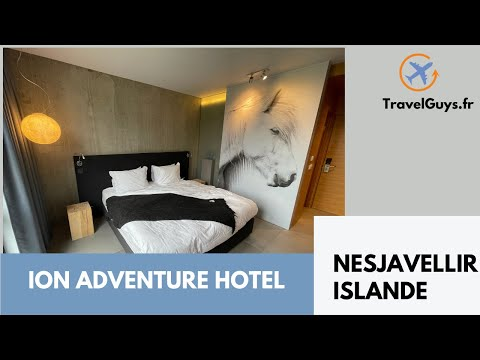 ION Adventure Hotel - Queen Deluxe Room