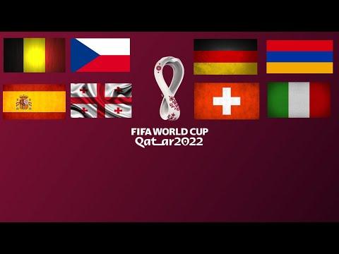 Футбол.Отборочные матчи.Прямая трансляция Швейцария-Италия,Германия-Армения,Бельгия-Чехия.