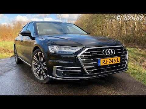 2018 Audi A8 (50 TDI) Full Review - Technology at its best!