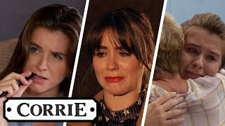 Sophie's Farewell | Coronation Street