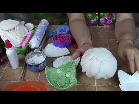 Создаем декоративные тарелочки ХоббиМаркет