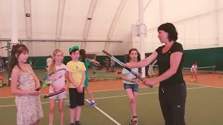 """Летний теннисный лагерь в """"Master"""