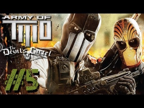 Army Of Two The Devil's Cartel | Campaña - Caos Urbano - PARTE 5 (Gameplay/Walkthrough)