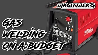 Unbox & Using The Clarke 135TE Turbo Mig Welder - Time To Level Up